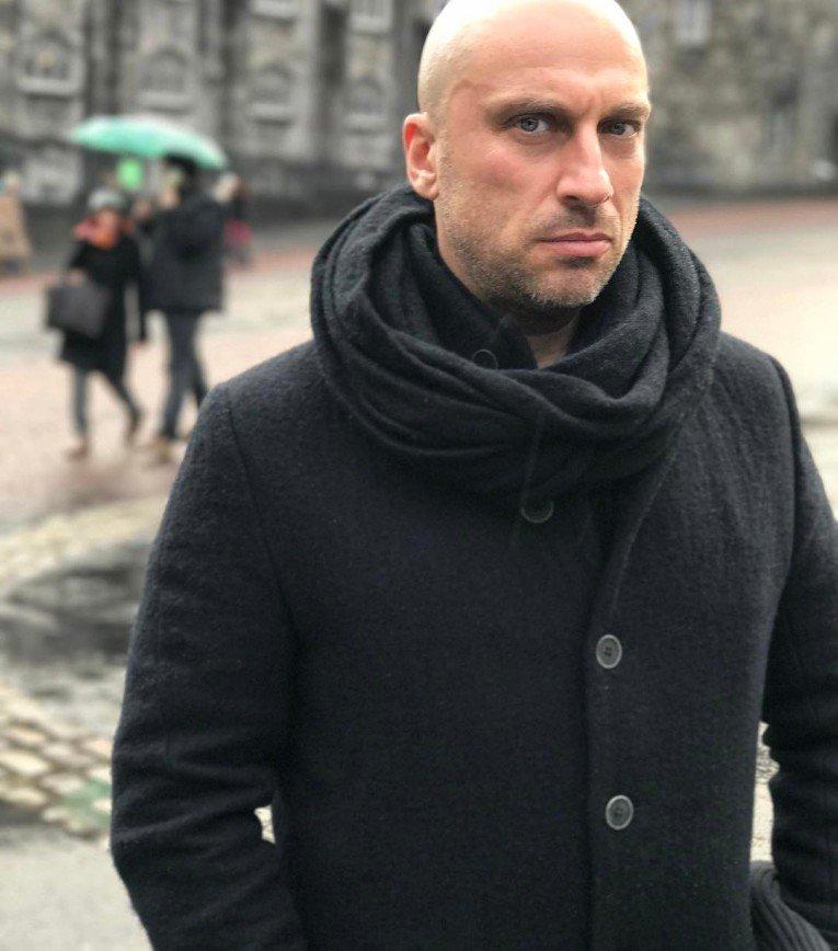 «Удар, еще удар»: Нагиев показал, как снимают кино