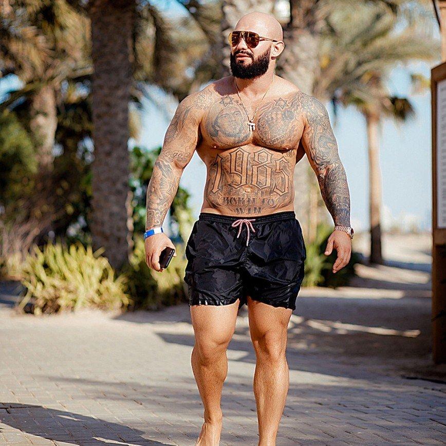 мужчины фото красивое тело