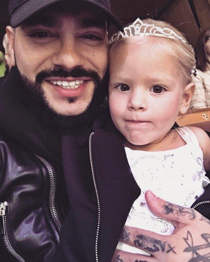 «Это будет шоу!»: Дочь Тимати хочет выступить у папы на концерте