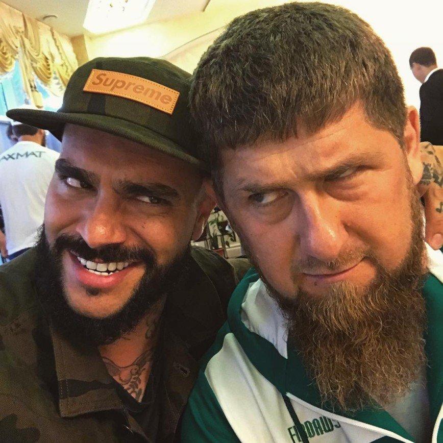 Грозный против Москвы: Рамзан Кадыров выбрал лучшие бургеры