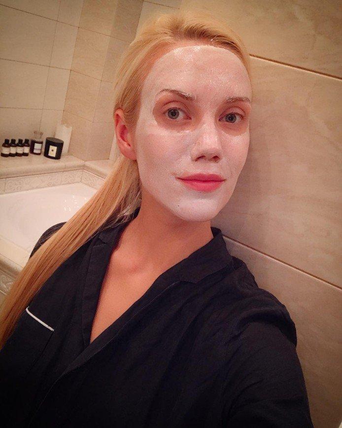 «Красота – страшная сила»: Елена Крыгина выложила фотографию в ванной