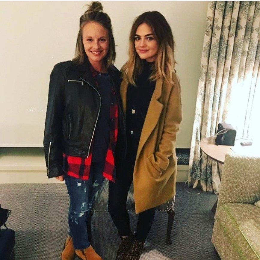 Звезда сериала «Милые обманщицы» рассказала всё о лучшей подруге