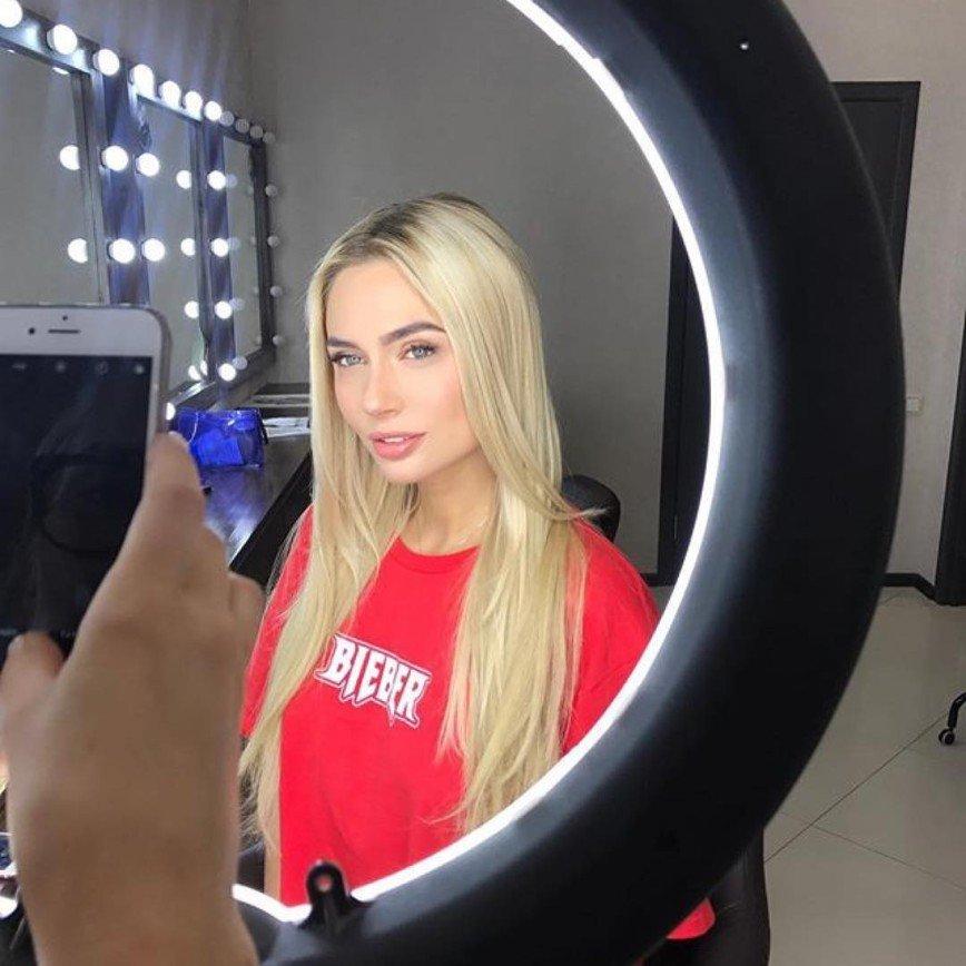Наталью Рудову обвинили в чрезмерной ретуши фотографий
