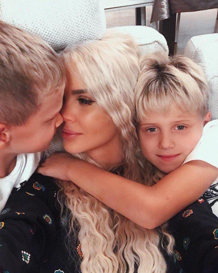 «Русские Бекхэмы»: фолловеры Марии Погребняк считают её идеальной матерью