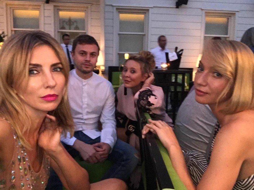 «Прими свою старость»: Светлана Бондарчук развлекается в клубах