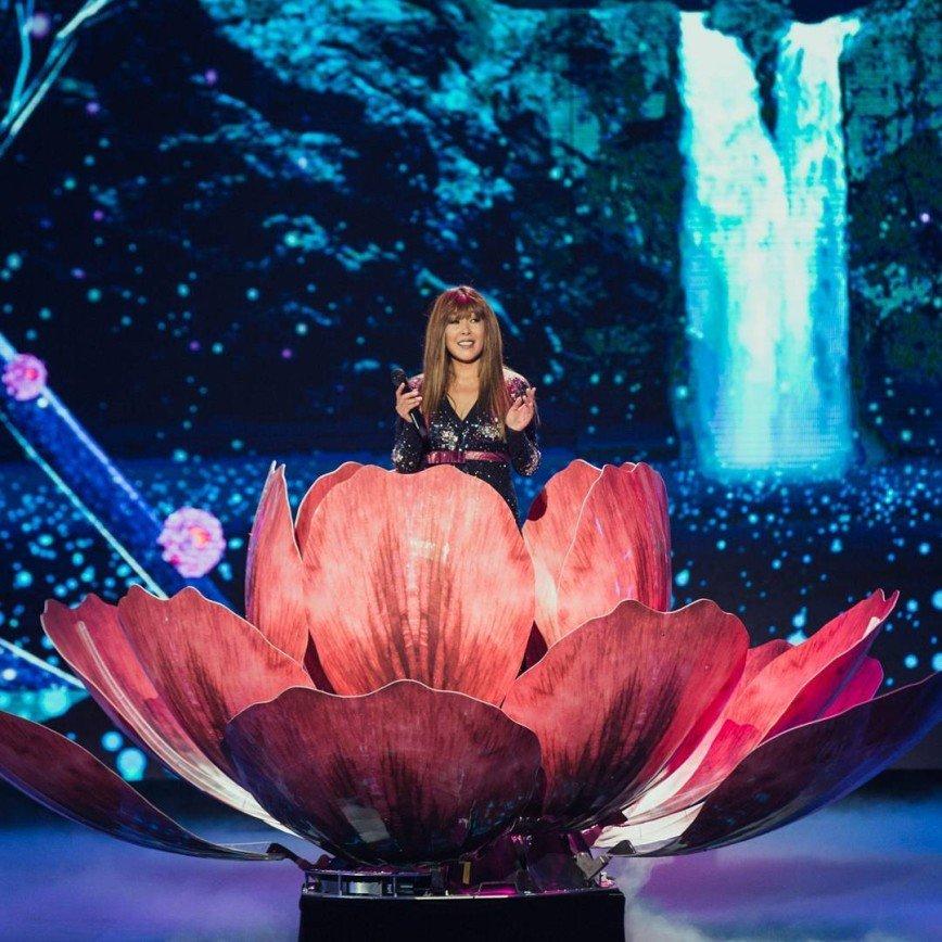 «Надо худеть»: концертный костюм подчеркнул все недостатки фигуры Аниты Цой