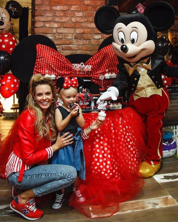 «Мышиное царство»: Мария Горбань с размахом отпраздновала день рождения дочери