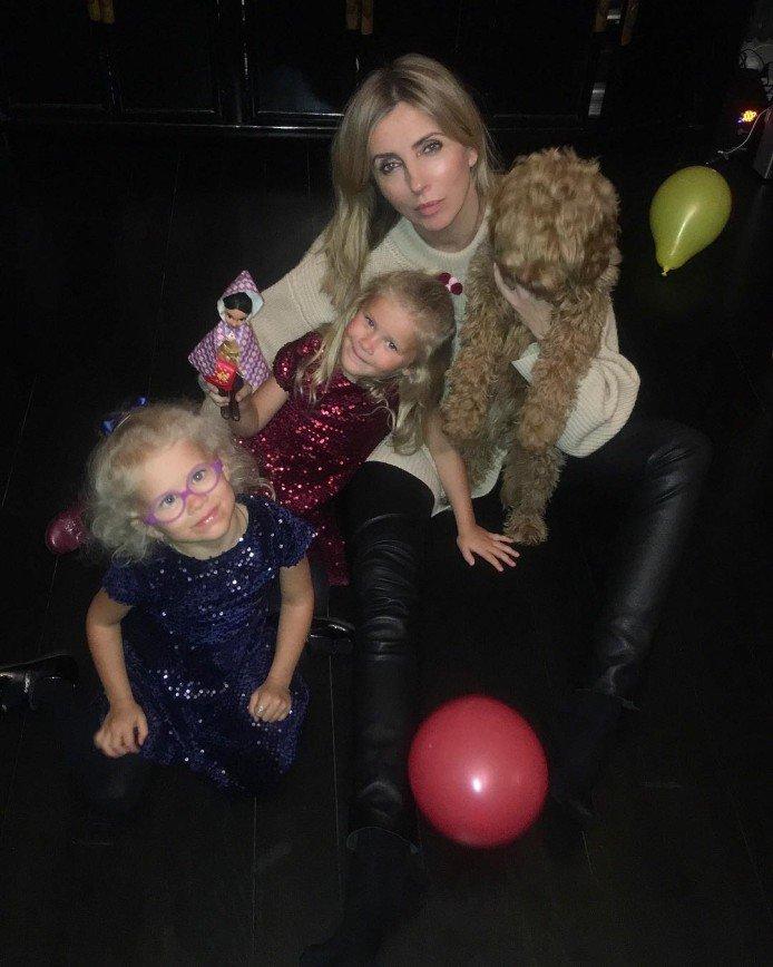 «Это чьи дети?»: в сети не узнали внучек Светланы Бондарчук