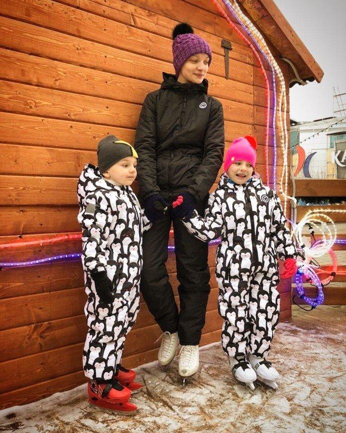 «Какие зайки»: в интернете восхищены детьми Екатерины Вилковой