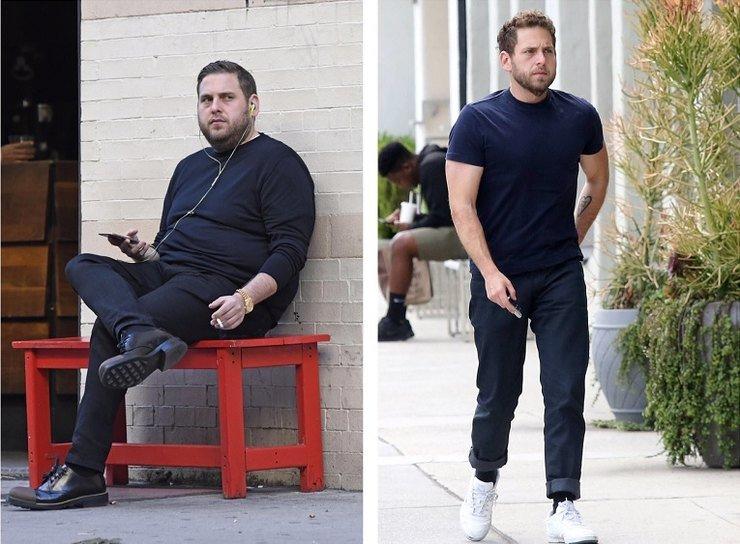 Актер похудел 2017