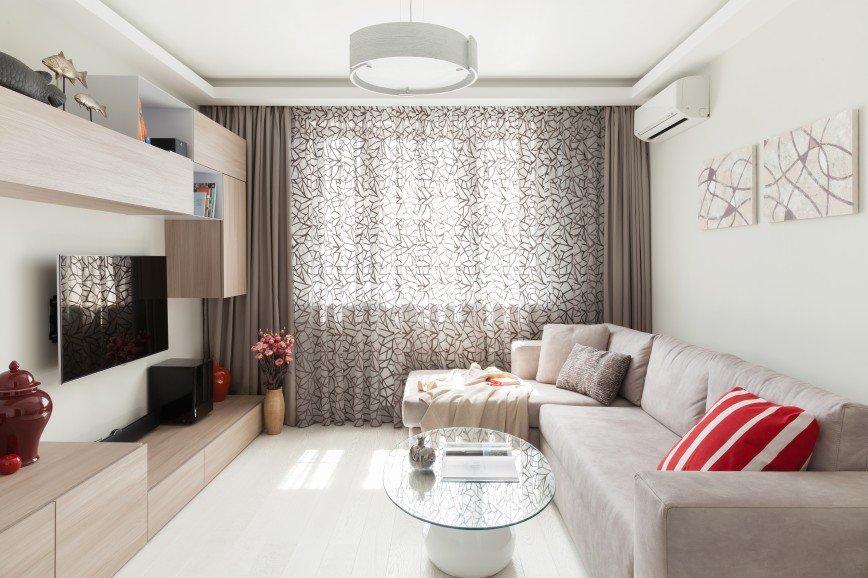 Три комнаты счастья: как сделать квартиру в панельной многоэтажке стильной и уютной