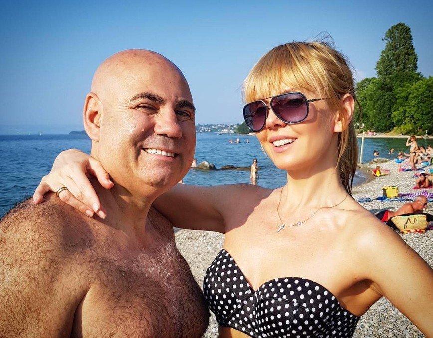 Секс валэрии на пляже