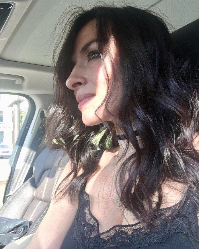 35-летнюю Надежду Грановскую сравнили с богиней