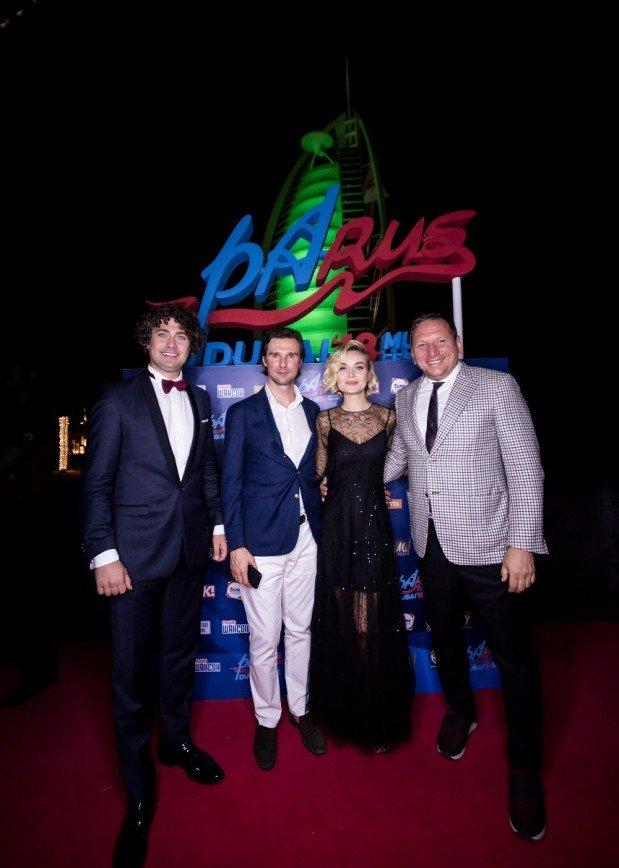 Лепс, Гагарина, Крид, ЮрКисс и Земляне: российские звезды выступили на фестивале в Дубае