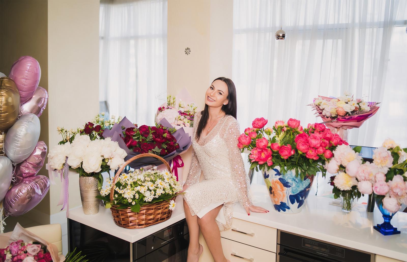 Инна Жиркова отметила день рождения на самоизоляции в кругу семьи