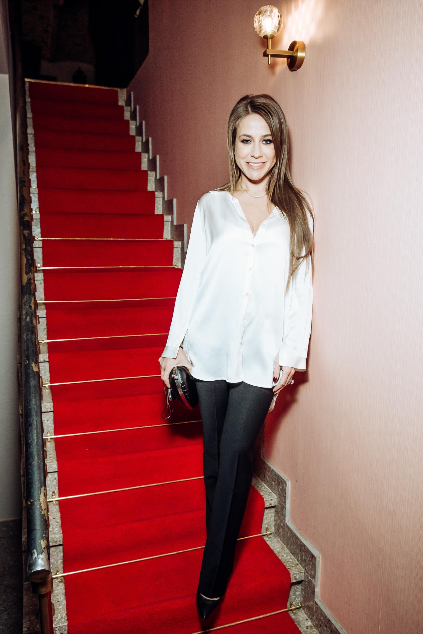 Юлия барановская стиль одежды фото