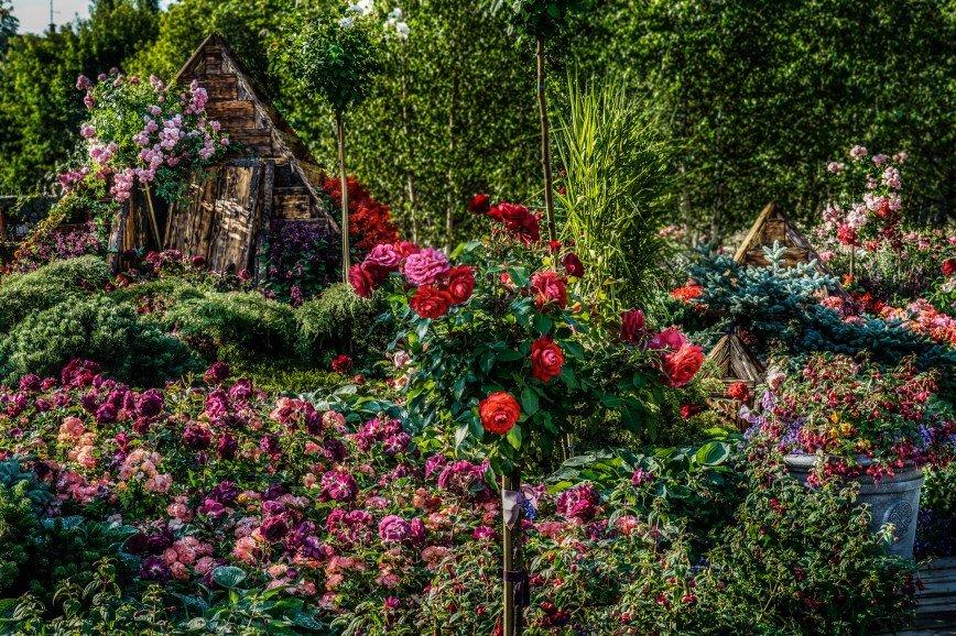 Юдашкин, Зайцев, Ахмадуллина и Гуляев создадут сады на Moscow Flower Show