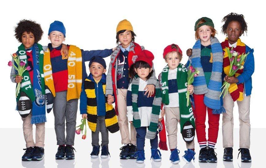 Скоро в школу: яркая коллекция для маленьких модников и модниц