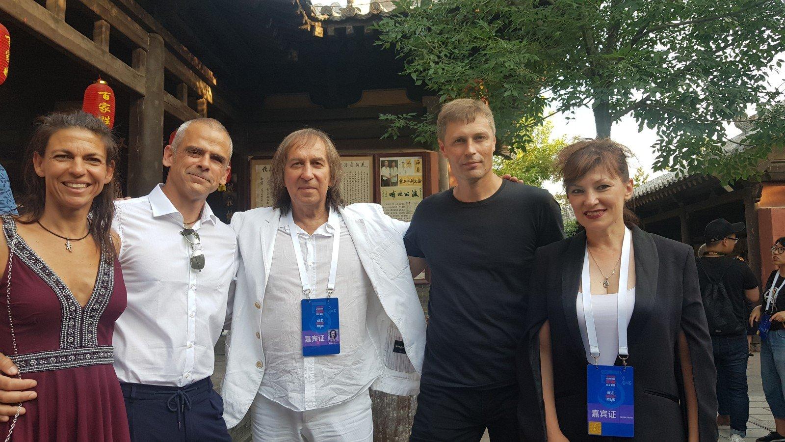 Каскадер Александр Иншаков и его коллеги побывали в гостях у Джеки Чана (внутри — потрясающие фото шоу!)