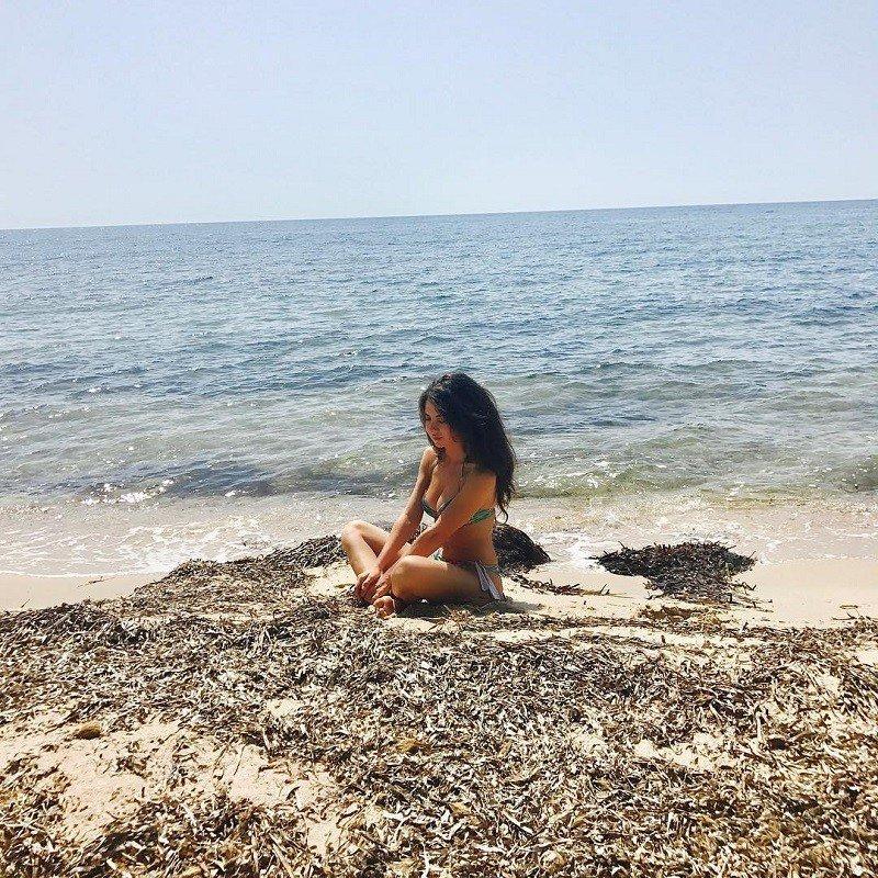 Анна Плетнева выходит в Инстаграм силой мысли