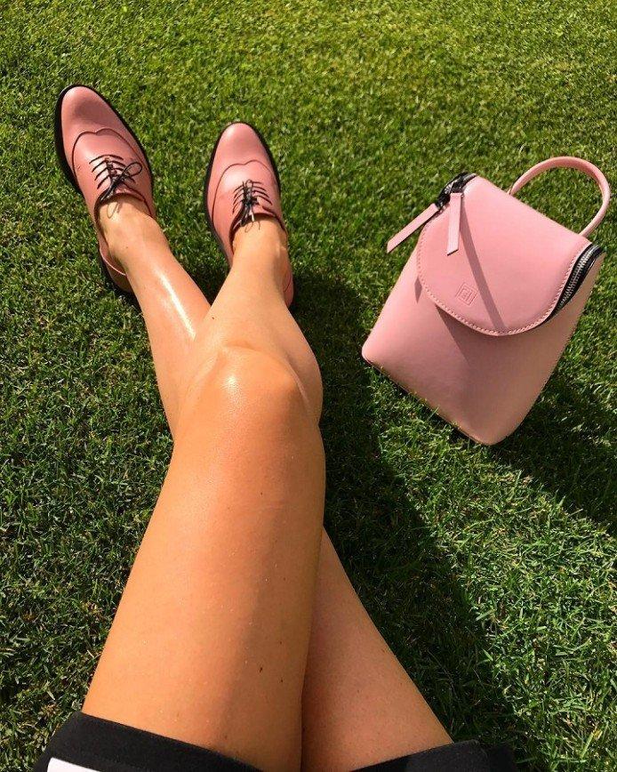 Ноги 43-летней Судзиловской лучше, чем у 20-летних