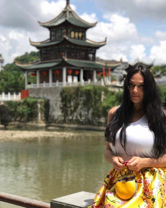 Алена Водонаева очарована Китаем, но ее не устраивают китайцы