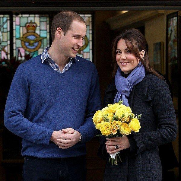 Алиса или Виктория: СМИ считают, что Кейт Миддлтон ждет девочку