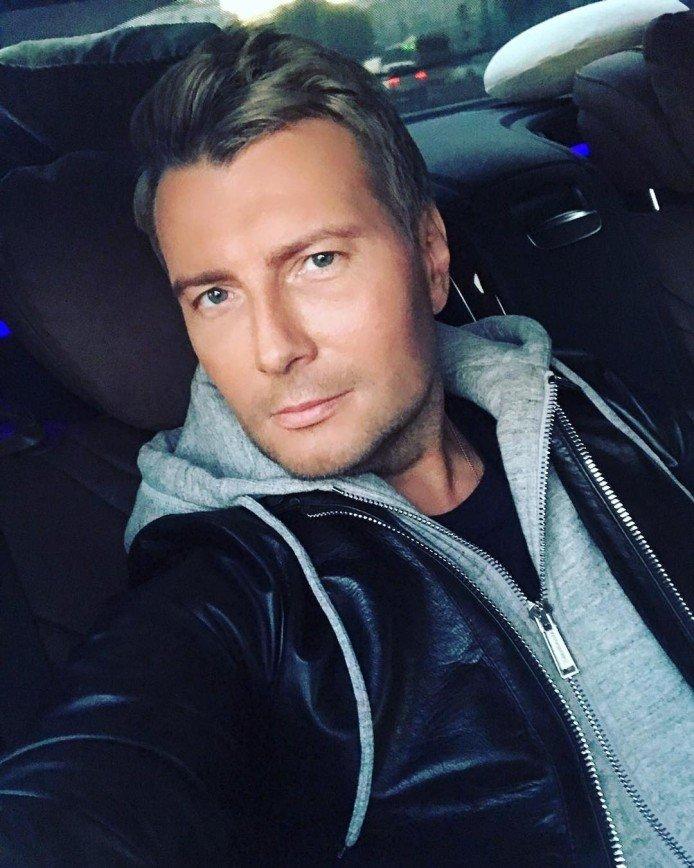 Николай Басков презентовал собственную линию антивозрастной косметики