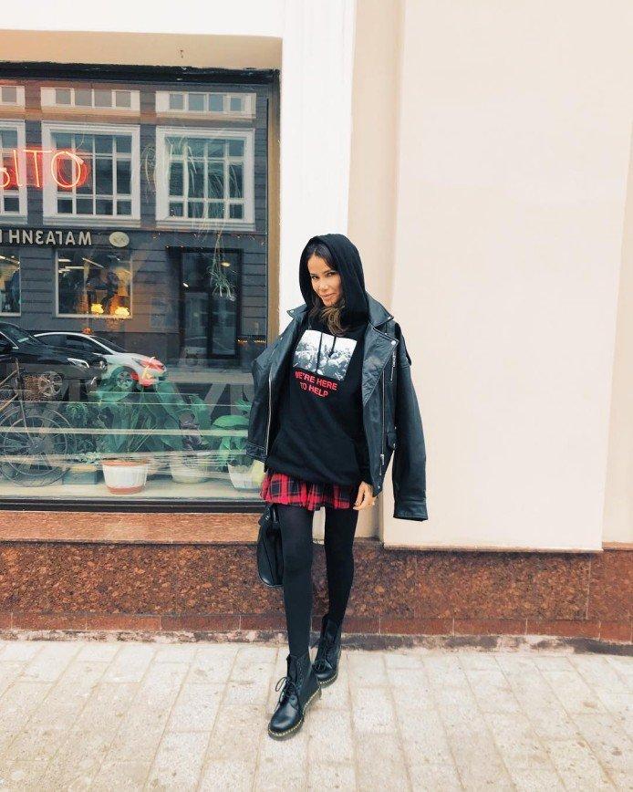 Айза Анохина мечтает нанять стилиста