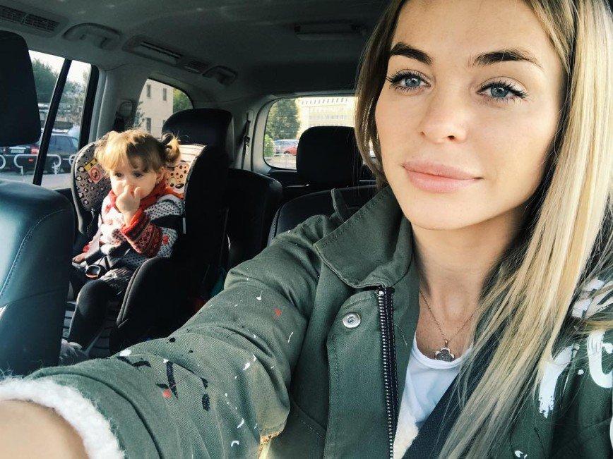 Анну Хилькевич просят заботиться о безопасности дочери