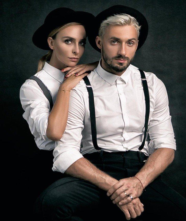 Екатерине Варнаве идет мужской стиль