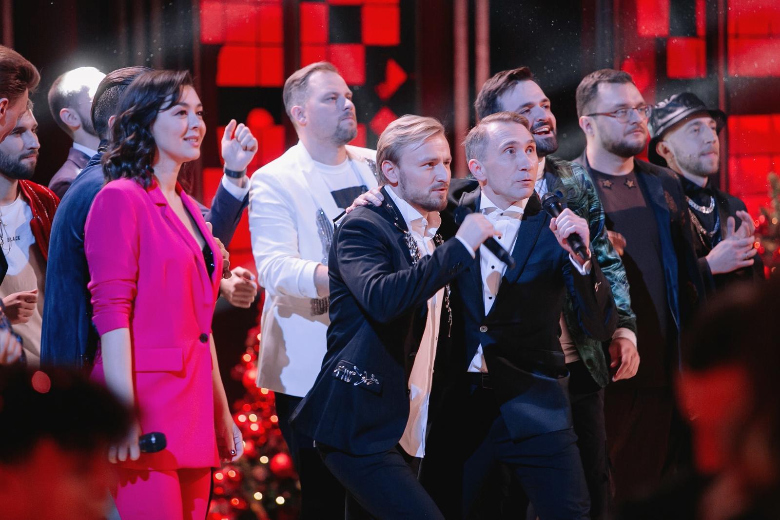 Полина Гагарина, Тимур Родригез, Niletto, Джиган, Алена Водонаева и многие другие на вечеринке Comedy Club
