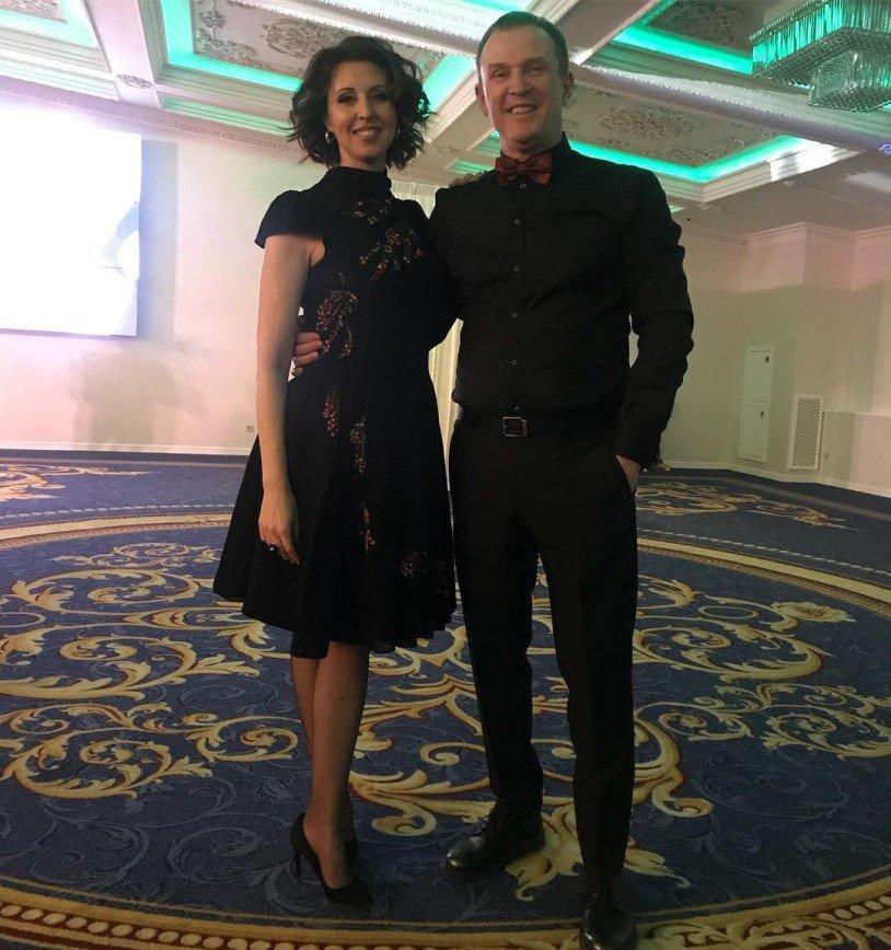 Наталья Сенчукова и Виктор Рыбин похвастались красавцем-сыном