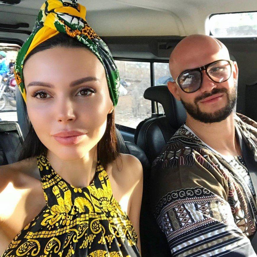 """""""От чего они все время отдыхают?"""": Самойлова и Джиган отправились в Кению"""
