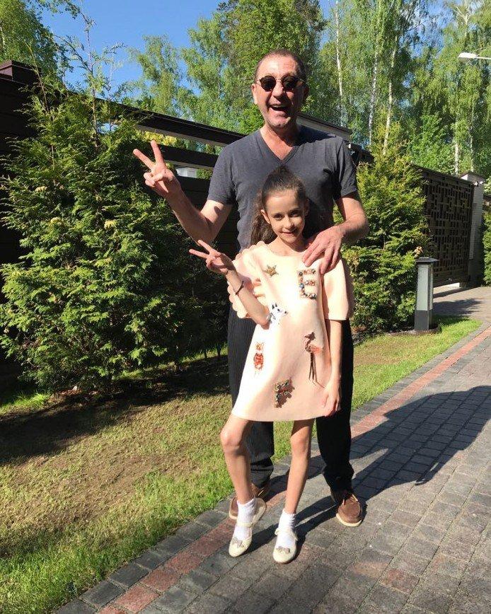 11-летняя дочь Григория Лепса поразила худобой