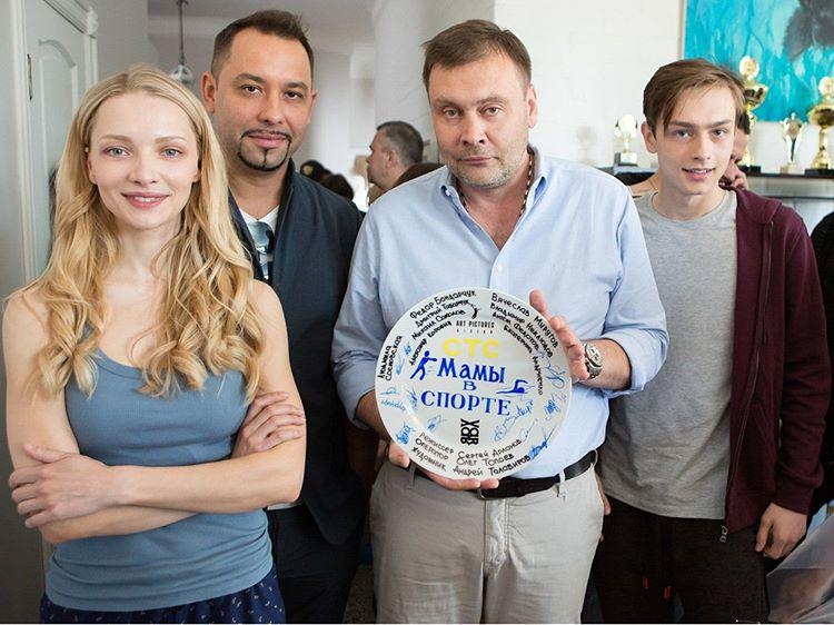 Изумленная публика приняла Екатерину Вилкову за дочь Ирины Розановой