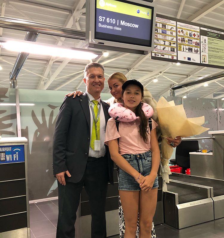 """""""Ну и культура"""": Анастасия Волочкова возмутила своим поведением в самолете"""