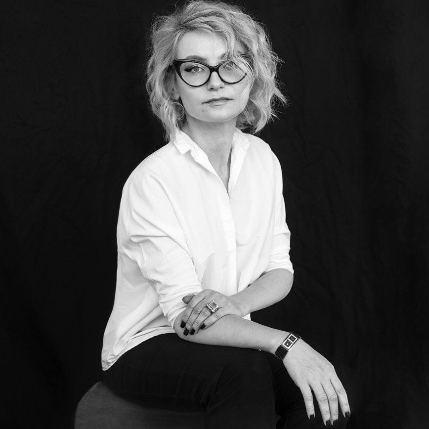 Эвелина Хромченко: одежда теряет гендерную принадлежность