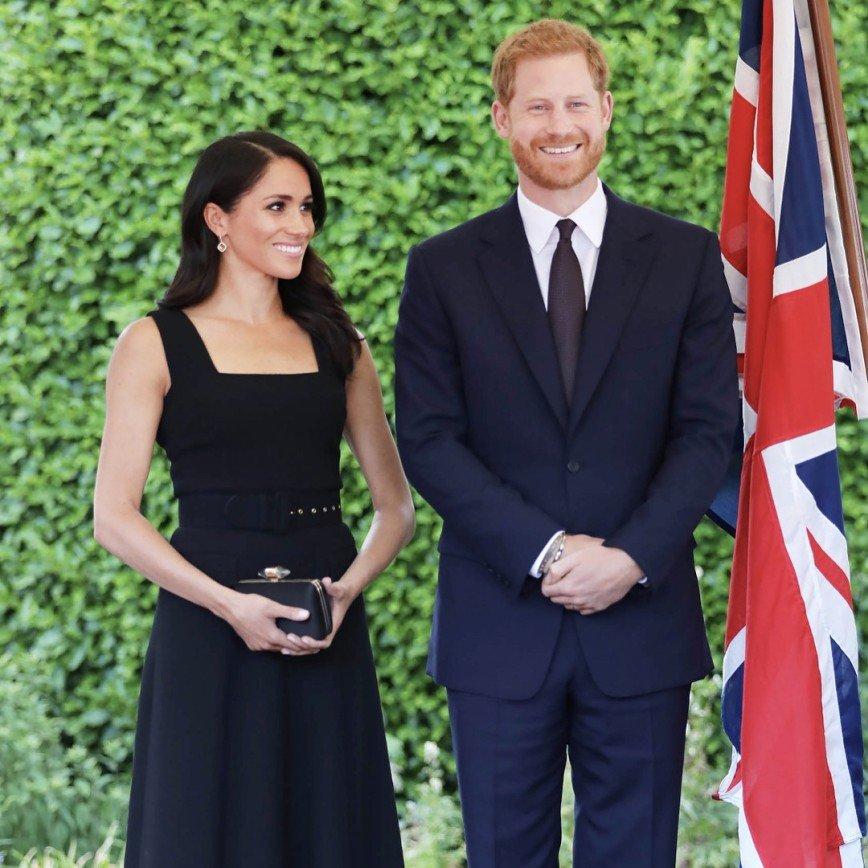 СМИ: принц Гарри и Меган Маркл решили завести собаку