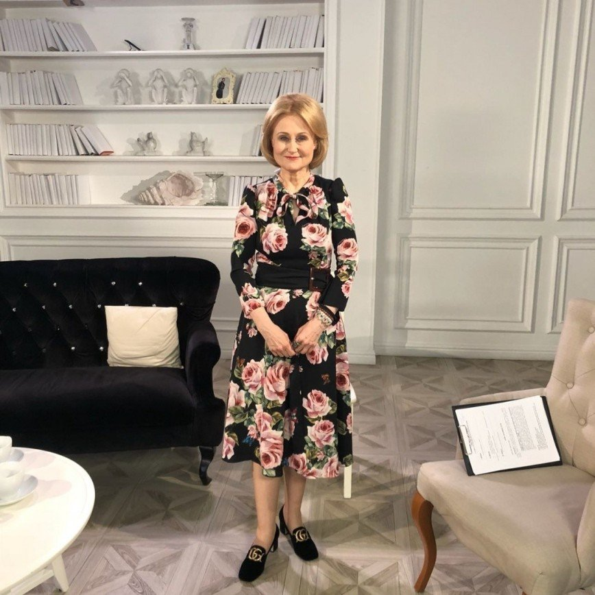 Дарья Донцова рассказала о курьёзном случае на съемках