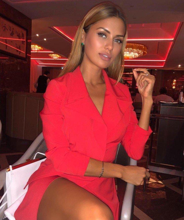 Виктория Боня впервые рассказала о причинах расставания с Алексом Смерфитом