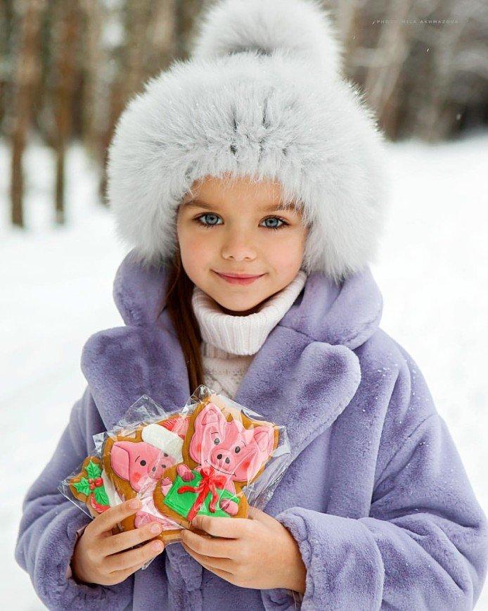 Настя Князева станет Снегурочкой на ёлке в «Олимпийском»