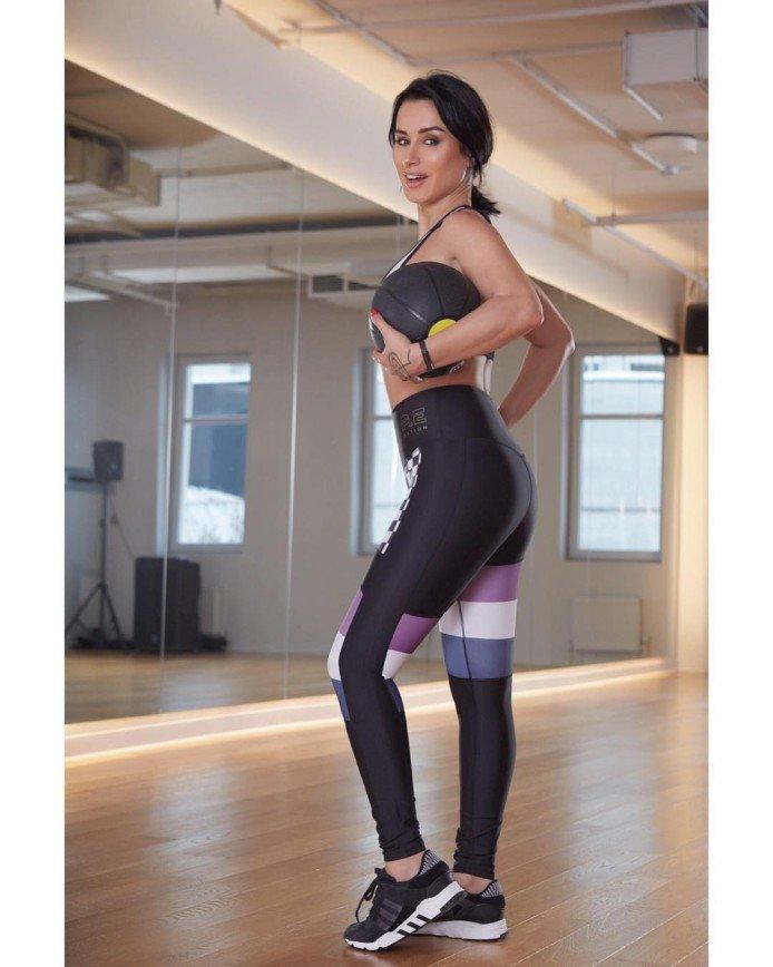 Тина Канделаки назвала 3 лучших упражнения для подтянутой фигуры