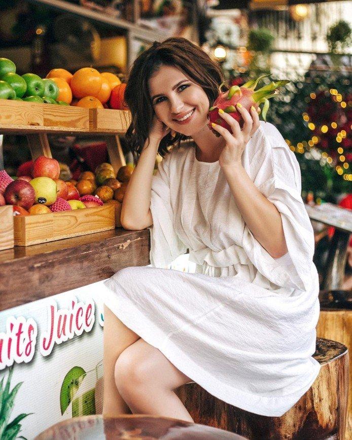 Придерживаюсь системы 70/30: Анна Цуканова-Котт рассказала о принципах питания