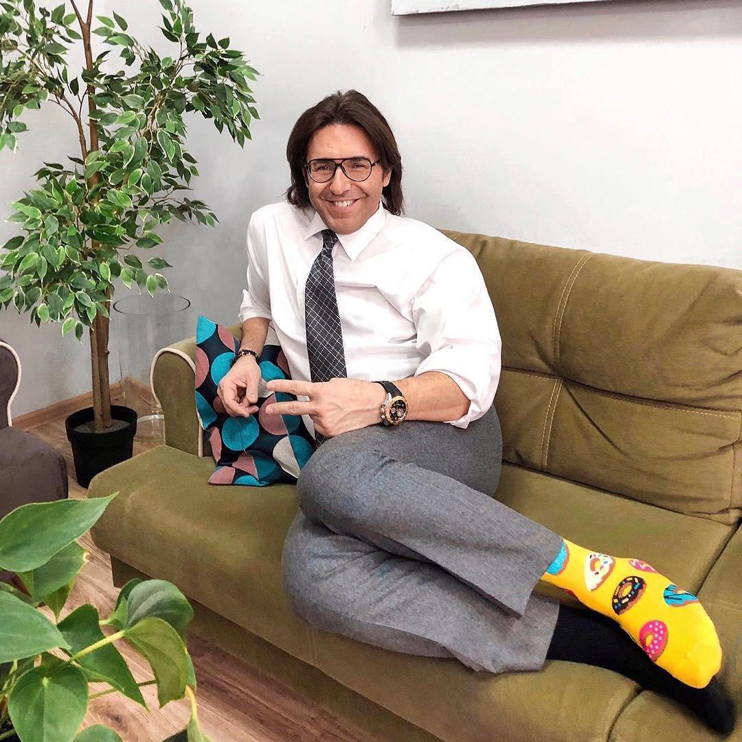 Андрей Малахов объявил об уходе с поста главного редактора «СтарХита»