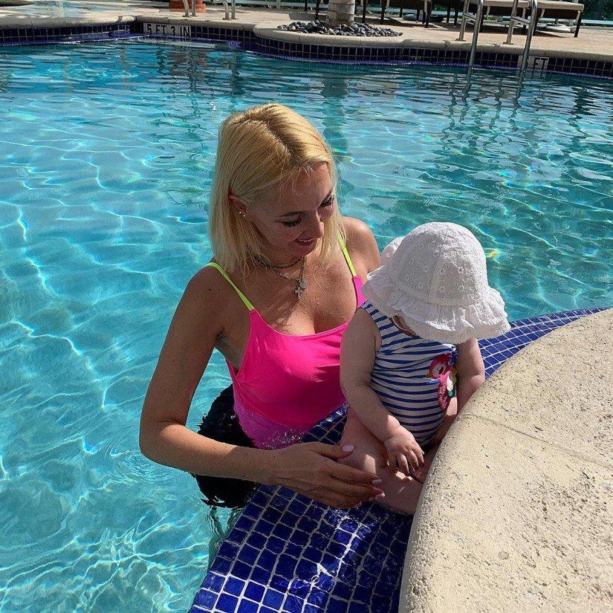 Моя любовь: Лера Кудрявцева поделилась новым снимком подросшей дочки