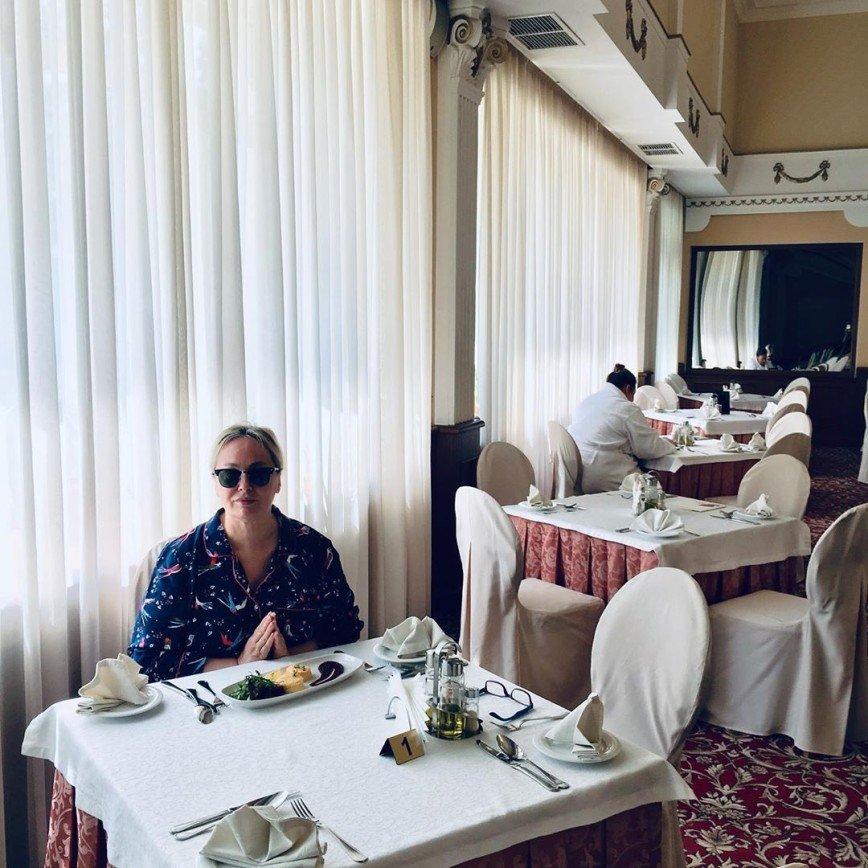 Я голодала и это такая глупость: Лариса Гузеева поделилась своей диетой