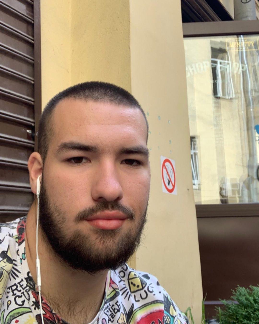 Сын Николая Валуева сделал стрижку «под папу» (и теперь вылитый отец)