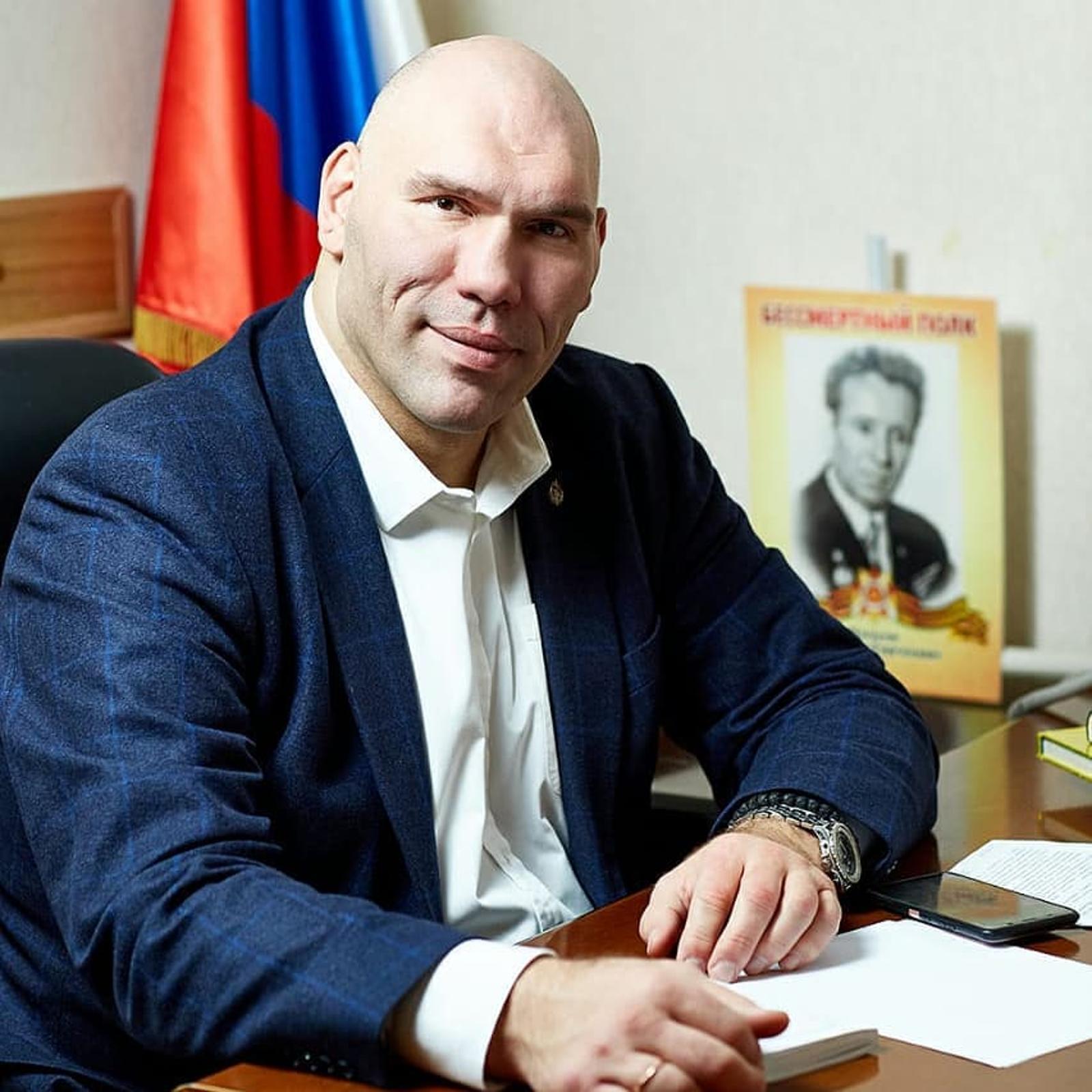 Николай Валуев высказался против законопроекта о профилактике семейного насилия