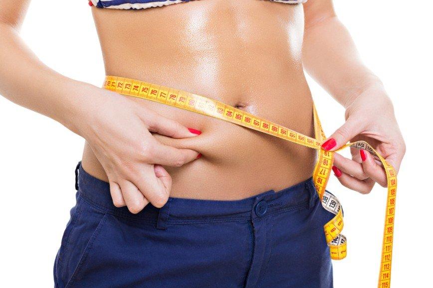 Толстая талия как похудеть